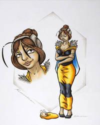 Beehive 4 by Alija