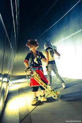 Kingdom Hearts 3D: The Dream by PrinceMaru