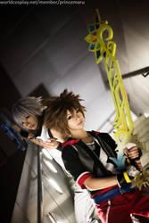Kingdom Hearts 3D: Deep Drop by PrinceMaru