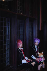 Diabolik Lovers: Bloodline by PrinceMaru