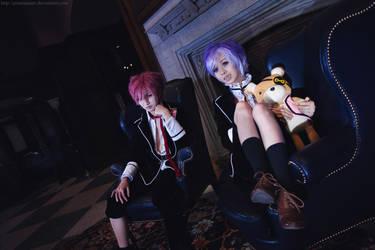 Diabolik Lovers: Sakamaki by PrinceMaru