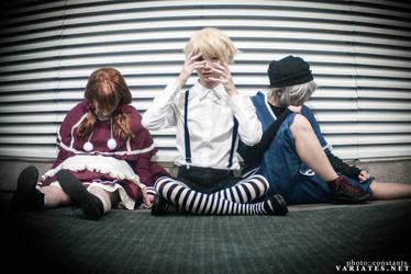 Alice Mare: Amensia by PrinceMaru