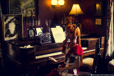 Okage: Shadow King: Princess Marlene by PrinceMaru