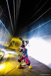 Kingdom Hearts 3D: Link to All by PrinceMaru