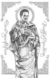 Jordan B. Peterson LINES by Orr-Malus