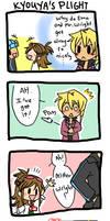 GS4 - Kyouya's Plight by LarkIsMyName