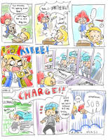 Happy Apollo Justice Day by LarkIsMyName