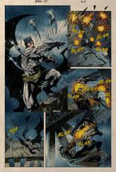Batman: Hush Colour by Vanguard3000