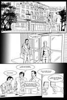 relics comic page 1 by VibhasVirwani