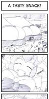 [Commission] Cysh 4koma - Strip 2 by Hank88