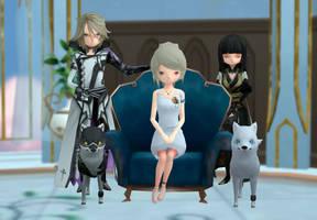 Family Portrait by ZealBlossom