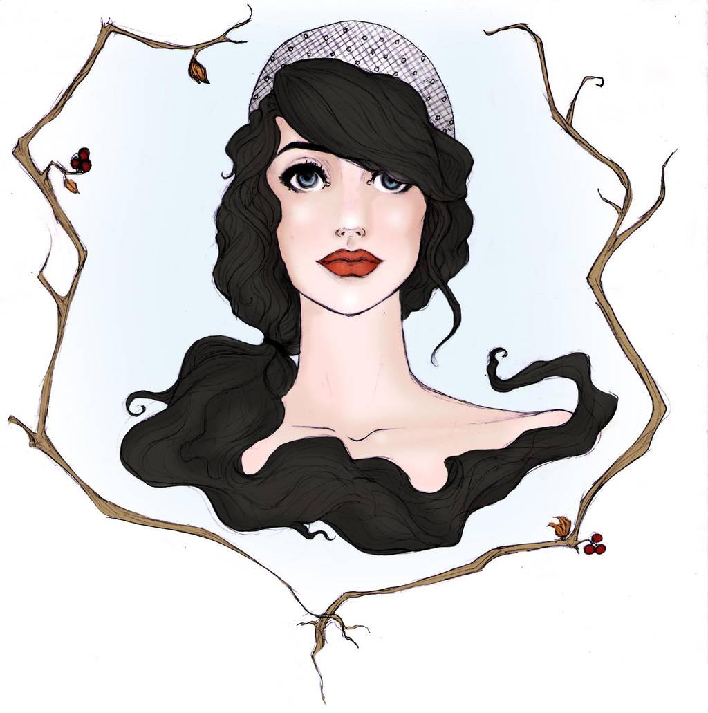 Snow-White by sofirezende