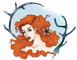 Ariel by sofirezende