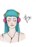 I HEART music by sofirezende
