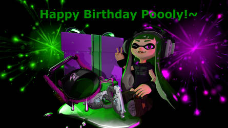 Happy Birthday Poool!~ by MikaInkling