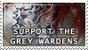 Support the Grey Wardens Stamp by Mihaii