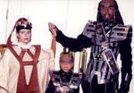 The Royal Family of Vulcan and Qo'noS at Vulkon! by Empress-XZarrethTKon