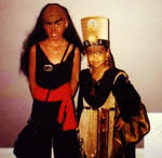 Crowned Princess Quo'Vah: Daughters of Qon'noS by Empress-XZarrethTKon