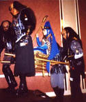 Empress T'Kon: My Klingon Throne-Carriers by Empress-XZarrethTKon