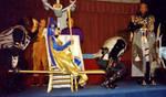Empress T'Kon: My Klingon Throne-Carriers II by Empress-XZarrethTKon