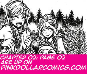 Autumn Rose: Heart Asunder pg 2 by Momoyuan