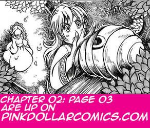 Autumn Rose: Heart Asunder pg 3 by Momoyuan