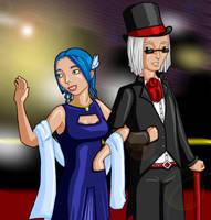 Contest: Killer + Leti by deadeuphoric