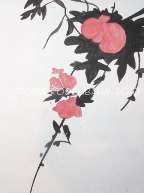 Japanese Flowers Tattoo Design By Torzzx On Deviantart