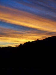 A Blazing Sunset 01 by Landscaping-Memories