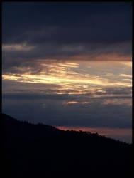 Darkened Sunset 01 by Landscaping-Memories
