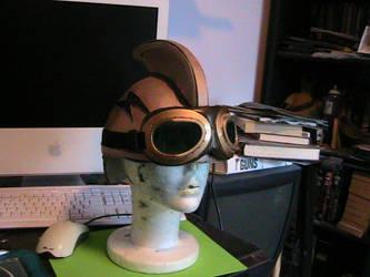 Sci-Fi Helmet by jay042