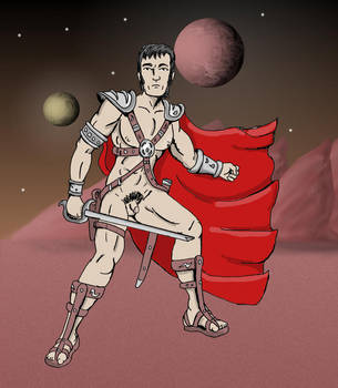 John Carter by jay042