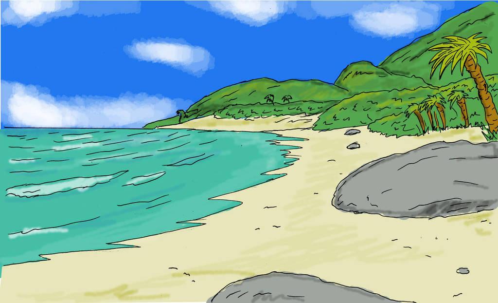 Beach by jay042