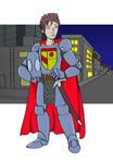 Blue Knight by jay042