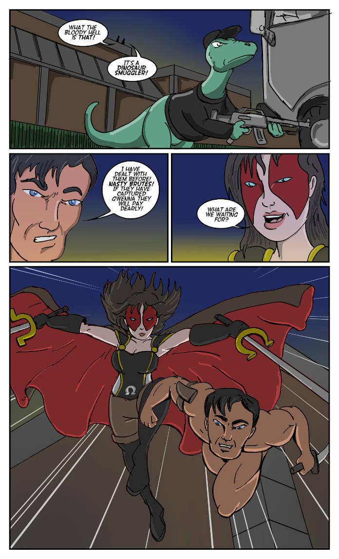 Comic Fury Blind Date Exchange 02 by jay042