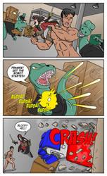 Comic Fury Blind Date Exchange 03 by jay042