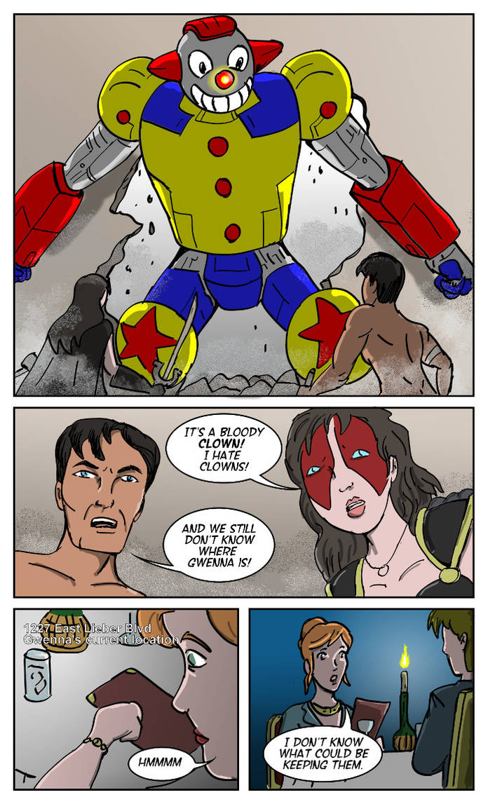 Comic Fury Blind Date Exchange 04 by jay042