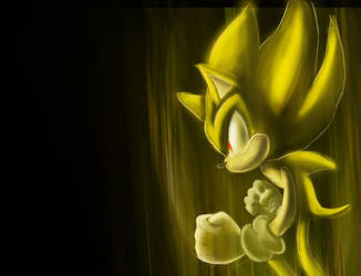 One Hour Super Sonic by VioletChiko