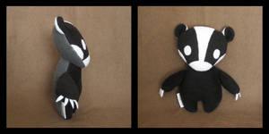 Badger Badger Badger by melkatsa