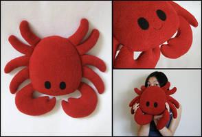 Baby Crabby by melkatsa