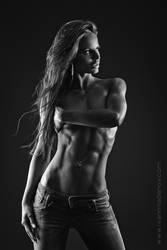 Miss Fitness by messtor