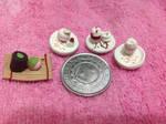~Polymer Clay Miniatures~ by LaPetiteBallerine