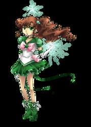 Sailor Jupiter by Kohane-chan