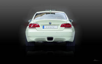 BMW Coupe wide by AlexDeeJay