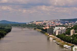 in Bratislava 22 by AlexDeeJay