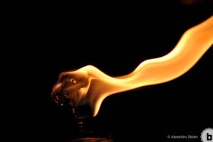 flame by AlexDeeJay