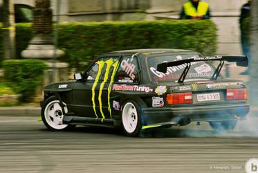 Drift Grand Prix of Romania06 by AlexDeeJay