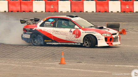 Drift Grand Prix of Romania08 by AlexDeeJay
