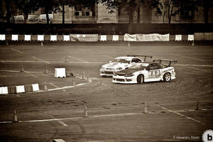 Drift Grand Prix of Romania13 by AlexDeeJay