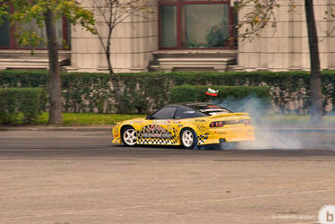 Drift Grand Prix of Romania15 by AlexDeeJay